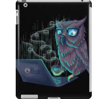 Night Bird Coffee Lover iPad Case/Skin
