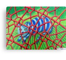 424 - PROTECTED - DAVE EDWARDS - COLOURED PENCILS - 2016 Canvas Print