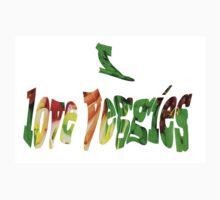 Love Veggies 2  Kids Tee