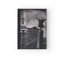 Toronto Skyline Hardcover Journal