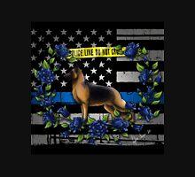 Thin Blue Line Flag Unisex T-Shirt