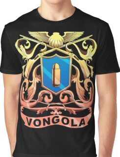 Vongola Emblem Graphic T-Shirt