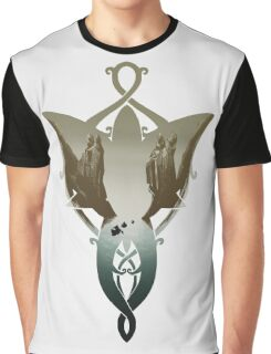 Evenstar at the Argonath 2.0 Graphic T-Shirt