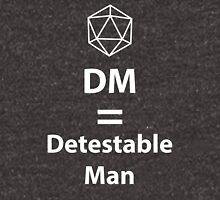 Dungeon Master = Detestable Man Unisex T-Shirt