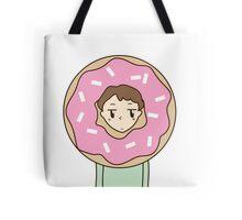 I Doughnut know Tote Bag
