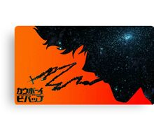 COWBOY BEBOP - Spike Canvas Print