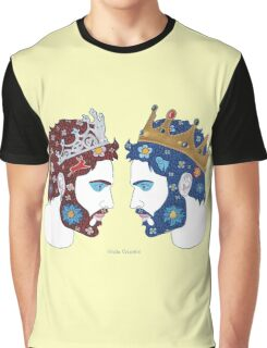 """""""Mirror, mirror on the wall, who is the fairest queen of them all"""" Graphic T-Shirt"""