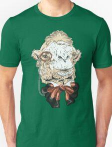 Funny Camel  hipster  Unisex T-Shirt