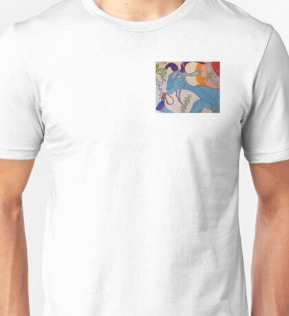 My Trippy Blue Goat Unisex T-Shirt