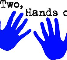 Two by Two, Hands of Blue. by Carrie Potter