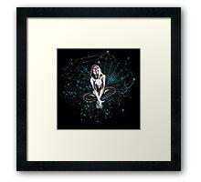 Gwen earth 65 Framed Print