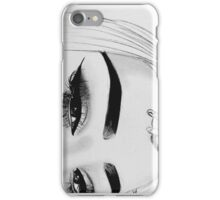 Girl Portrait Phone Case iPhone Case/Skin