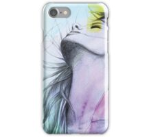 Who you really are? iPhone Case/Skin