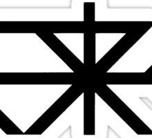 Mirai Kikan [ Future Foundation ] Sticker
