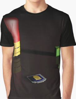 Red Shotgun Kin Graphic T-Shirt