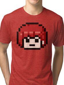 Mahiru Koizumi - Sprite Tri-blend T-Shirt