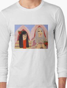 For my man Kurbeth Portlandia Sweatshirt Long Sleeve T-Shirt