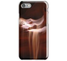 Flowing Sand in Antelope Canyon iPhone Case/Skin