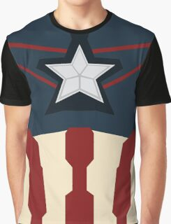 Captain of Avenging Graphic T-Shirt