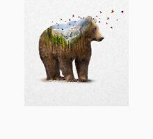 Wild I Shall Stay | Bear Unisex T-Shirt