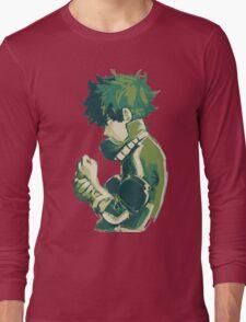Midoriya Izuku - Boku No Hero Long Sleeve T-Shirt