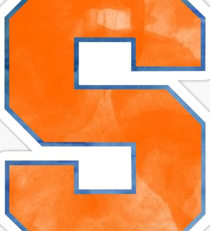 Syracuse Sticker