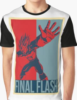 FINAL FLASH - Dragon Ball Graphic T-Shirt