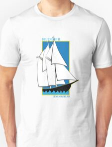 Bluenose II Lunenburg NS Unisex T-Shirt