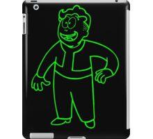 Idiot Savant iPad Case/Skin