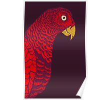 The Red Bird Poster