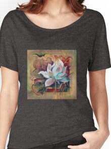 """""""Privileged One"""" from the series """"""""In the Lotus Land"""" Women's Relaxed Fit T-Shirt"""