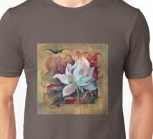 """Privileged One"" from the series """"In the Lotus Land"" Unisex T-Shirt"