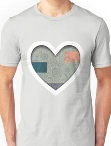 wildflowers doodles  Unisex T-Shirt