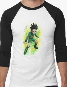 Gon Freecs - Hunter x Hunter Men's Baseball ¾ T-Shirt