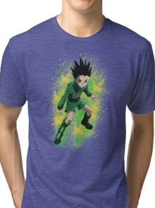 Gon Freecs - Hunter x Hunter Tri-blend T-Shirt