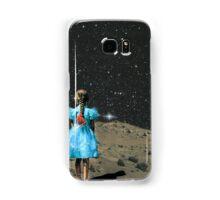 Space Girl Samsung Galaxy Case/Skin