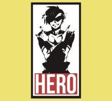 HERO - Kamina One Piece - Short Sleeve