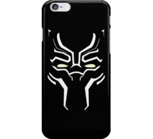 Cat-lover Superhero (Negative) iPhone Case/Skin