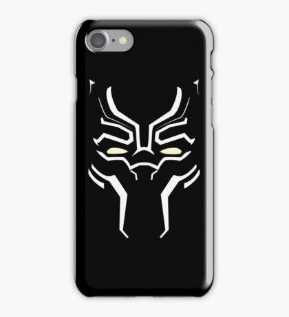 Cat-lover Superhero (Negative) iPhone Case/Skin