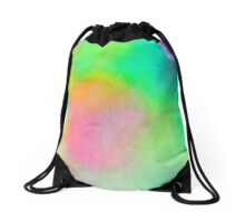 The One With Tie Dye Drawstring Bag
