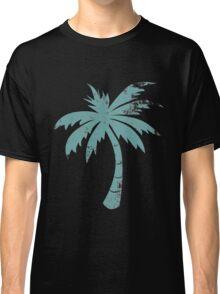 Summer Caribbean Palm Trees Classic T-Shirt