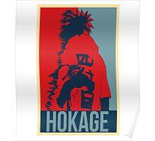 HOKAGE - Naruto Poster