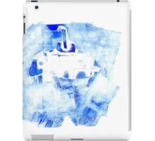 submanatee print making iPad Case/Skin