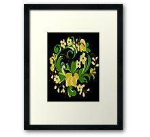 Flowers Festive #1 Framed Print
