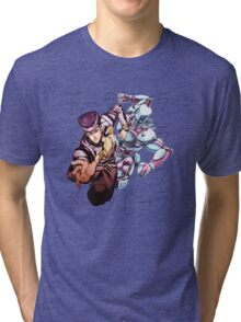 Josuke Higashikata - Jojo's Bizarre Adventure Tri-blend T-Shirt