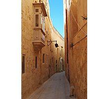 Mdina, Malta Photographic Print