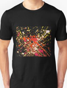 Pop- Warm (Abstract, 3 of 6) T-Shirt