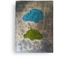 Bug Vibes Canvas Print