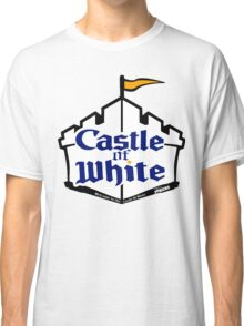 Castle Of White Classic T-Shirt