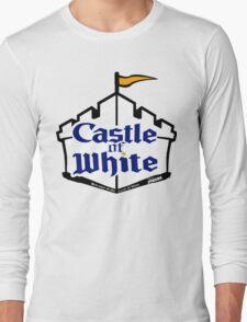 Castle Of White Long Sleeve T-Shirt